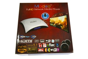 Modeo Network Media Player